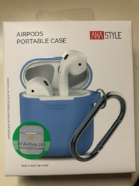 AirPods Silicone case Burnaby, V5G 3P8