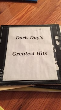 doris day's greatest hits vinyl record Fairfax, 22032