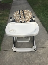 BABY high chair by Peg Perago  Upper Marlboro, 20772