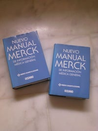 Manual Merck de información medica general. Estepona, 29680