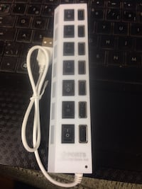 7 ports USB 2.0 hub high speed Simcoe, N3Y 3V5