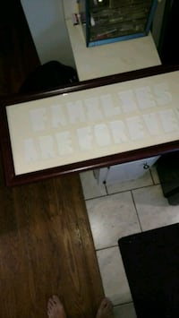 Families are forever photo frame