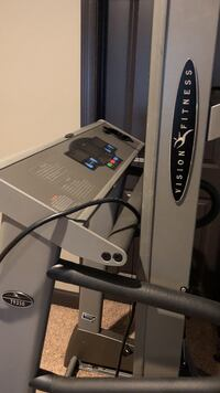 Vision t9350 treadmill; needs belt replaced