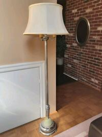 1940 Antique Floor Lamp