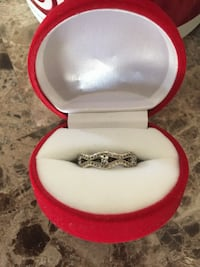Size 5 ring from Barry's jewellers Stoney Creek, L8E 1X5