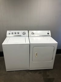 Whirlpool Solver Line Washer And Dryer (Same Day Delivery)
