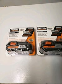 RIDGID 18V Lithium- Lon 2.0 Ah London, N6C 6A3