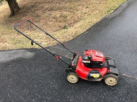 Troybilt selfpropelled mower (doesn't start)