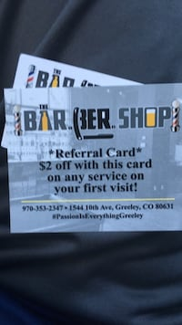 Barber Washington