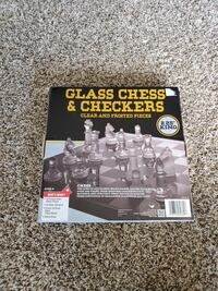 Glass Chess and Checkers  Covina, 91722