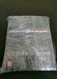 The art of public speaking 12th addition Brooklyn, 11230