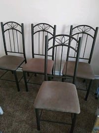 Dining table and four chairs  El Paso