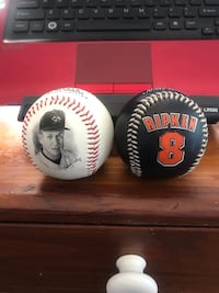 Cal Ripken Orioles Baseball Collectibles Delmar, 21875