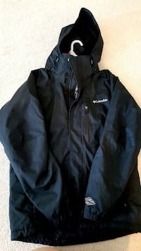 Columbia winter coat for men