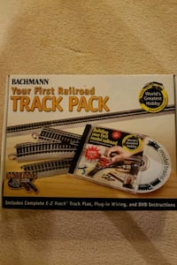 'Bachmann' Your First Railroad Track Pack Kingsville, 21087
