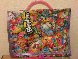 Shopkins Toy Carry Case