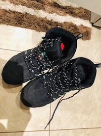Steel toe boots and ardene boots Surrey, V3R 6Z6