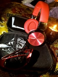 Cowins**new headphones sweetly red awesome choice! Denver, 80231
