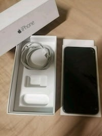 space gray iPhone 6 plus(cracked) with box Bella Vista