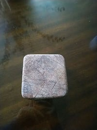 Set of 4 marble coasters  Boyds, 20841