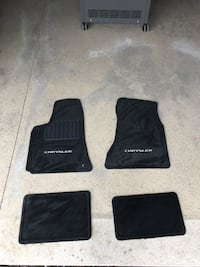 2005 - 2010 Chrysler 300 Floor Mats Chesterfield, 48051
