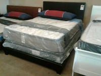 Black Queen Bed Frame Only Phoenix, 85018