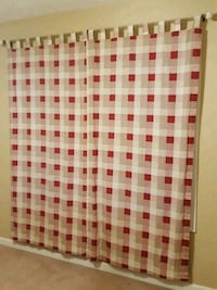 2 plaid panel curtains Bunker Hill, 25413