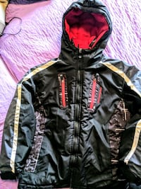 Winter Coat Boys Size M(10-12) Silver Spring, 20906