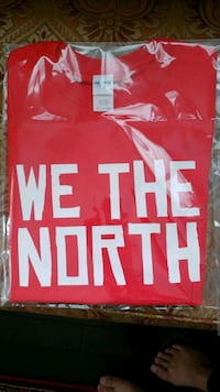 We The North t-shirts