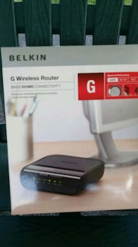 Belkin router Franklin, 45005
