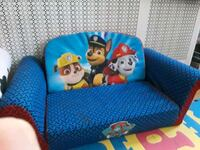 blue and red Paw Patrol sofa West Haven, 06516