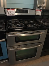 Kenmore elite double oven gas stove Reisterstown, 21136