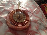 Vintage copper wall clock Calgary, T2C 0P5