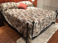 Quilted King Bed Cover Dollard-des-Ormeaux, H9B 1Y4