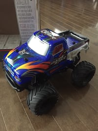 Fast Lane remote control race truck