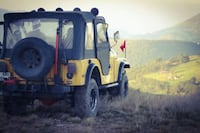 Jeep Cj 5 Trabzon