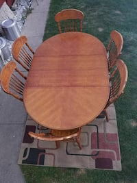 6 chairs Dining Room table  Chicago, 60639