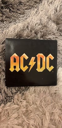 AC/DC Black ice album Toronto, M8V 1N4