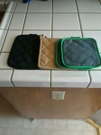 Variety of Oven Pot Holders ..45 cents ea. PICK UP ONLY Turlock, 95380