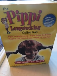Pipi longstocking box set Côte-Saint-Luc, H4W 2V3