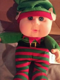 Elf baby cabbage patch