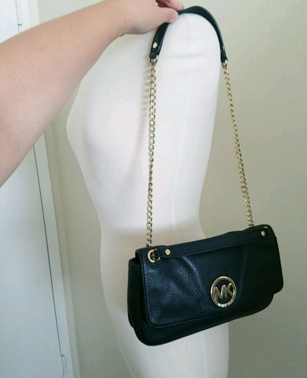 Michael Kors purse chain bag 2 ways  3