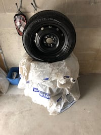 Michelin X- ice winter tires - 215/55R16 Mississauga, L5N 3K6