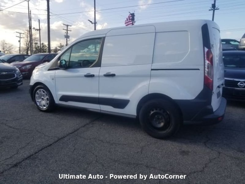 Ford Transit Connect 2017 17