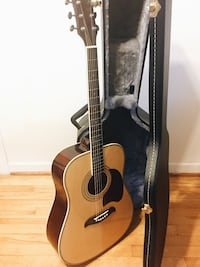 Acoustic Guitar 788 km