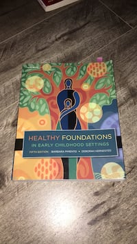 Healthy Foundations in Early Childhood Settings ECE Bolton