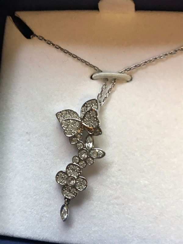 Swarovski Eden Pendant Necklace