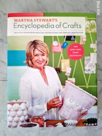 Martha Stewart's Encyclopedia of Crafts Vancouver