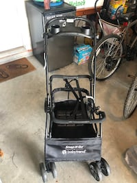Stroller for carseat