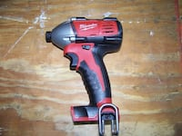 red and black Milwaukee cordless impact wrench Vancouver, 98661